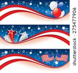 vector illustration of fourth... | Shutterstock .eps vector #275477906