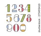 illustration of colorful...   Shutterstock .eps vector #275493410
