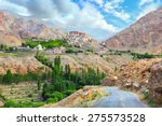 Beautiful Scenic View  Ancient...