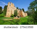 Beaufort Castle Tower Ruins