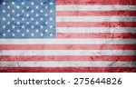 flag of usa | Shutterstock . vector #275644826
