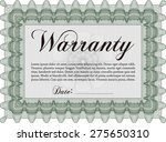 sample warranty. very detailed. ...