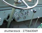 Oldtimer Car Steering Wheel....
