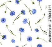 vector seamless pattern with...   Shutterstock .eps vector #275668844