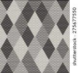 vector seamless pattern. modern ... | Shutterstock .eps vector #275677550