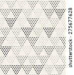 vector seamless pattern. modern ... | Shutterstock .eps vector #275677628