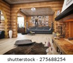 3d illustration of a living... | Shutterstock . vector #275688254