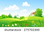 vector illustration of... | Shutterstock .eps vector #275702300