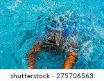 children having fun to the... | Shutterstock . vector #275706563