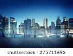 cityscape architecture building ... | Shutterstock . vector #275711693