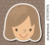 people character   cartoon... | Shutterstock . vector #275729576