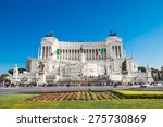 Monument Of Victor Emmanuel On...