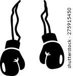 boxing gloves   Shutterstock .eps vector #275915450