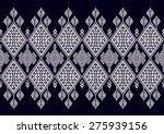 ethnic pattern for background. | Shutterstock .eps vector #275939156