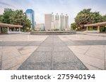 tiles floor pavement plaza in... | Shutterstock . vector #275940194