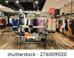 hong kong   may 05  2015  hong... | Shutterstock . vector #276009020