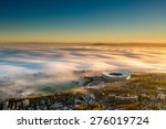 shortly after sunrise in cape... | Shutterstock . vector #276019724