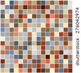 mosaic vector background | Shutterstock .eps vector #276042974
