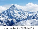 russia  caucasus  district of... | Shutterstock . vector #276056519