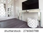 interior of bedroom | Shutterstock . vector #276060788