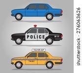 vector illustration of three... | Shutterstock .eps vector #276063626
