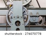 elevator shaft maintenance.... | Shutterstock . vector #276070778