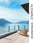 modern architecture  beautiful... | Shutterstock . vector #276092174