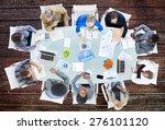 meeting communication planning... | Shutterstock . vector #276101120