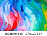Abstract Painting  Background ...
