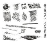 graffiti and sketch | Shutterstock .eps vector #276150830
