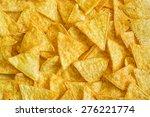 Background Of Corn Tortilla...