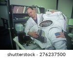 Technician Demonstrates  1...