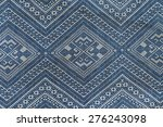 ethnic embroidery pattern... | Shutterstock . vector #276243098