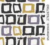 vector seamless pattern with... | Shutterstock .eps vector #276267560