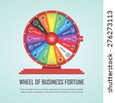 Wheel Of Fortune Infographic...
