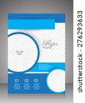 business flyer.brochure...   Shutterstock .eps vector #276293633