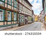wernigerode  germany   may 4 ... | Shutterstock . vector #276310334