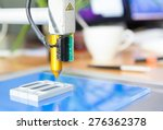 new generation of 3d printing... | Shutterstock . vector #276362378
