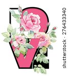 "pink amazing roses with ""love""... 