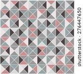 seamless raster geometric... | Shutterstock .eps vector #276447650