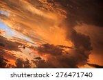 Magic Unreal Colorful Sunrise....