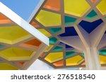 milan   may 06 2015  details of ... | Shutterstock . vector #276518540