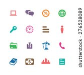 b2b icons universal set for web ... | Shutterstock .eps vector #276528089