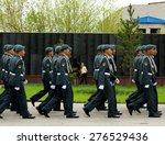 petropavlovsk  kazakhstan   may ... | Shutterstock . vector #276529436