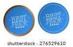 best price stickers | Shutterstock .eps vector #276529610