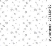 sparkling silver acrylic... | Shutterstock .eps vector #276530450