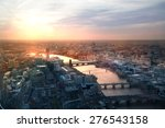 City Of London Panorama In...