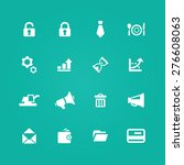 b2b icons universal set for web ... | Shutterstock .eps vector #276608063