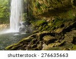 Misol Ha Waterfall  Chiapas ...