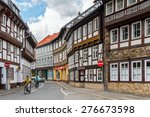 goslar  germany   may 4  2015   ... | Shutterstock . vector #276673598